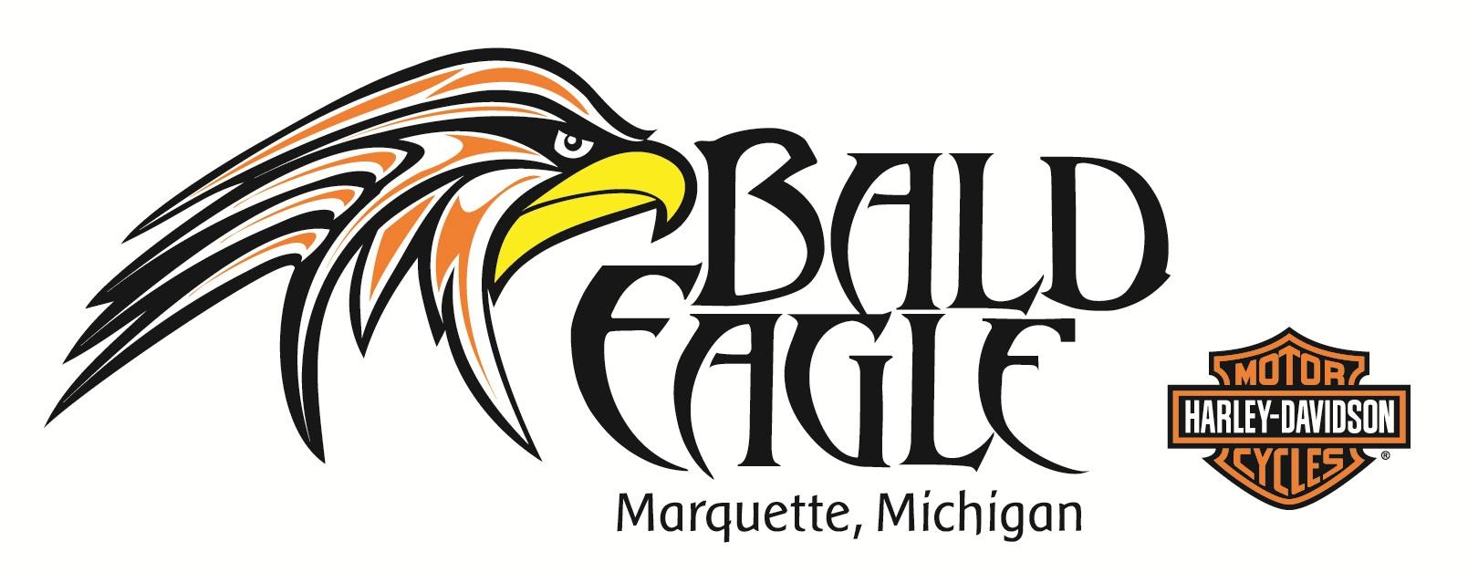 Bald Eagle Harley Davidson